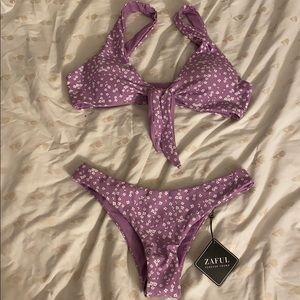 Purple/Pink Bikini- Cheeky